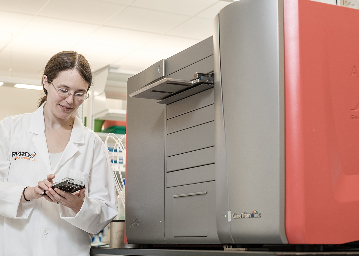 PharmacoScan Genotyping Platform