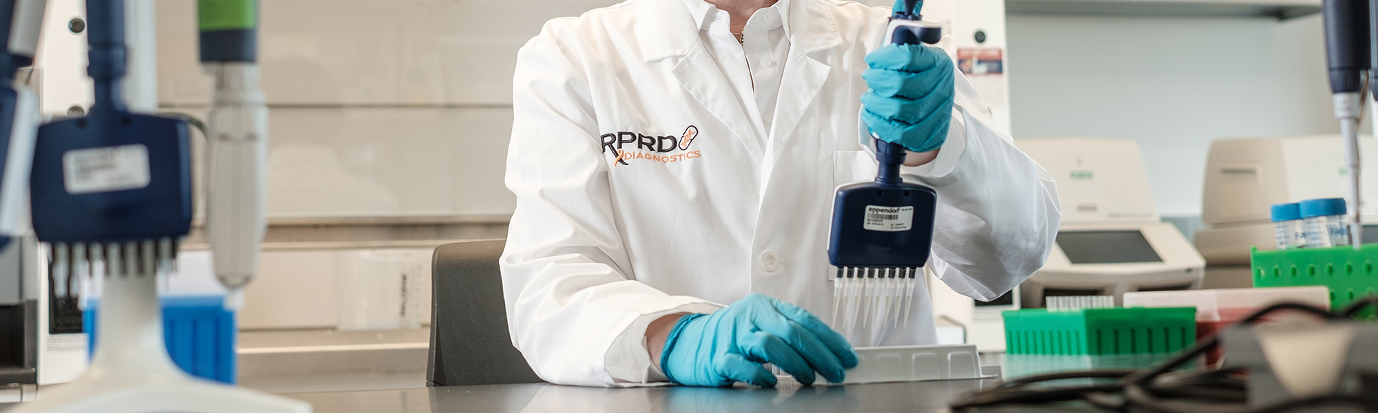 Precision Medicine Experts at RPRDx